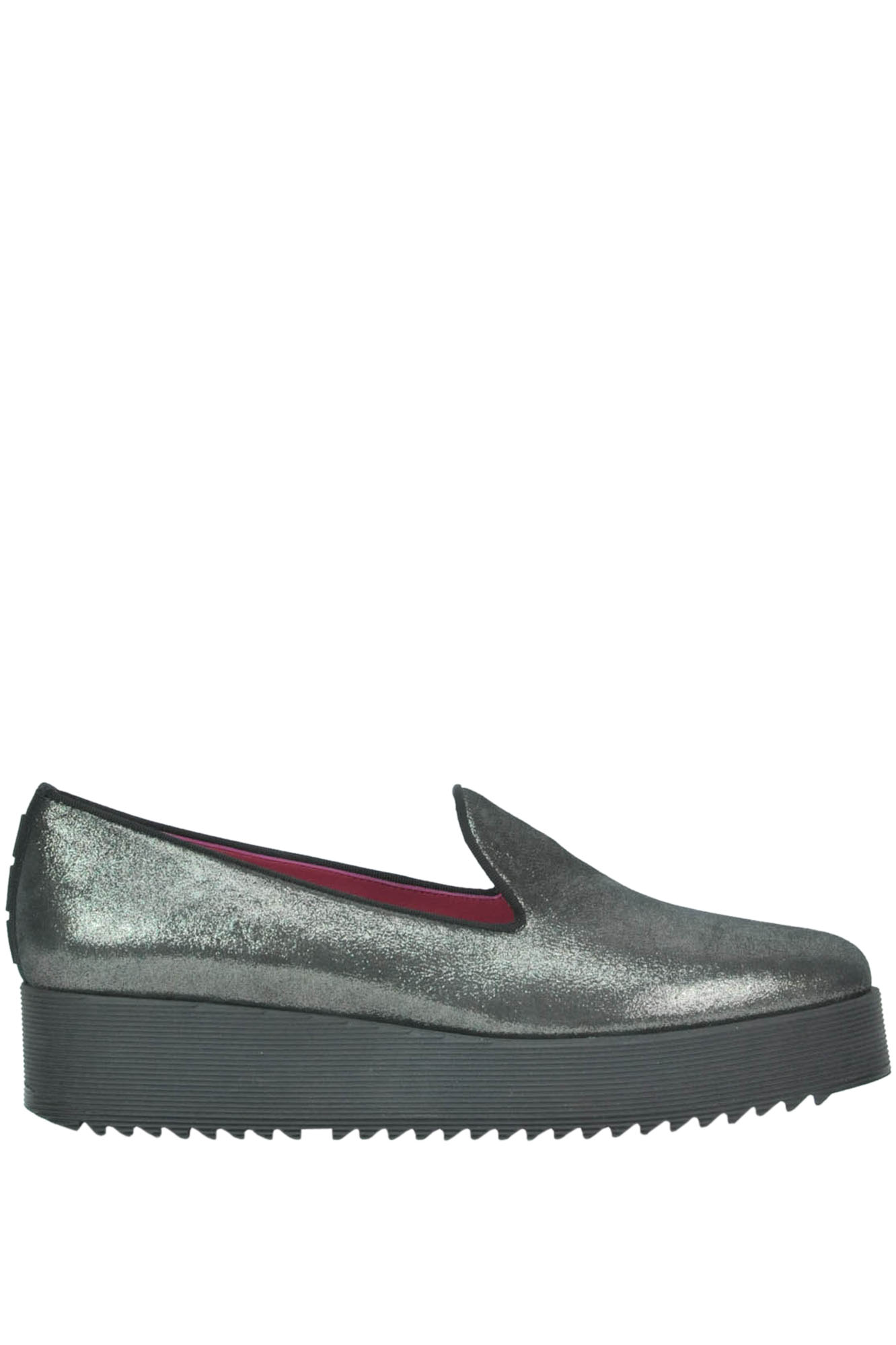 Image of Scarpe slip-on glitterate