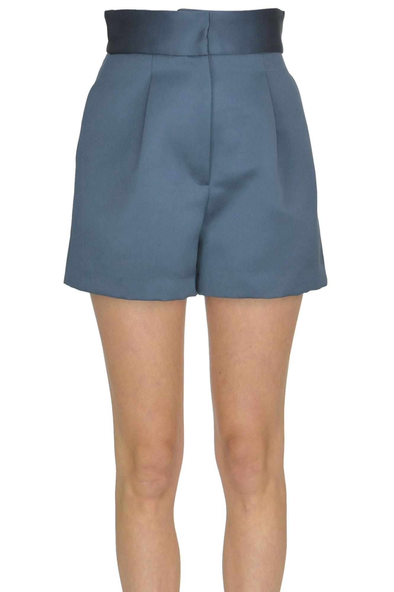 Image of Shorts in tessuto mikado
