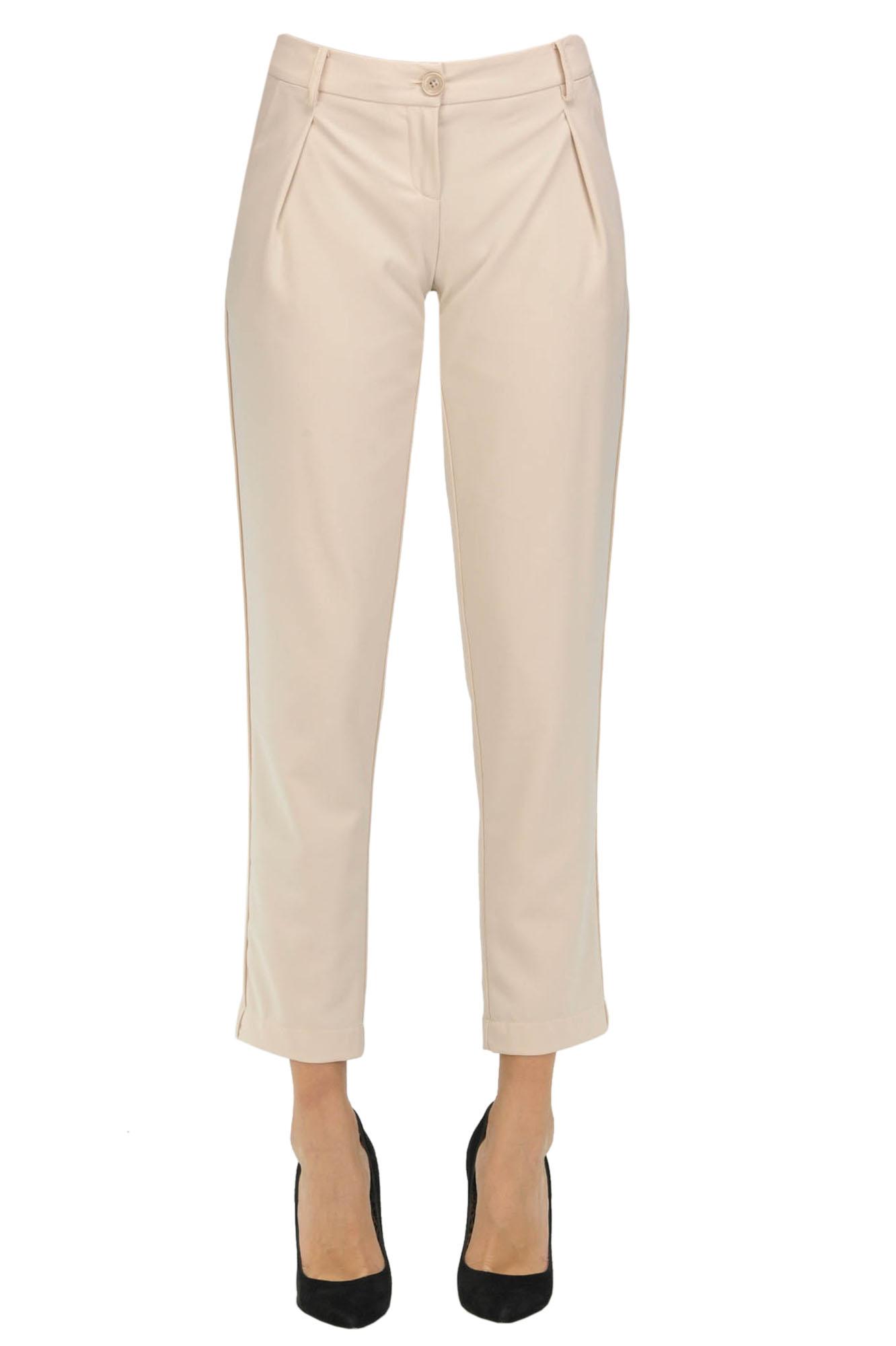 Image of Pantaloni gamba dritta