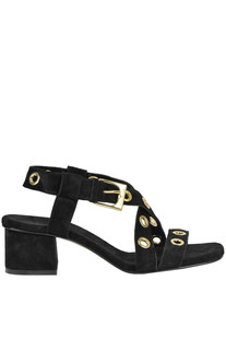 Studded suede sandals L'Autre Chose