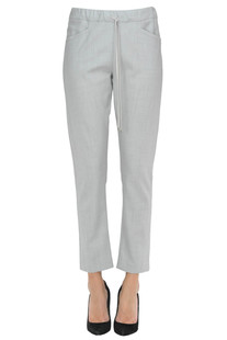 Wool trousers D.Exterior