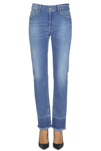 Paige loose fit jeans Dondup