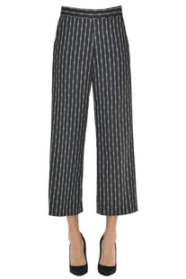 Cropped trousers Le's