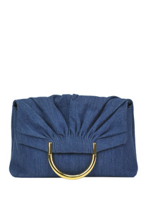 Denim shoulder bag Stella McCartney