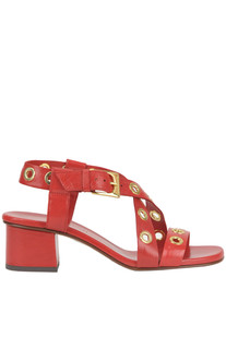 Studded leather sandals L'Autre Chose