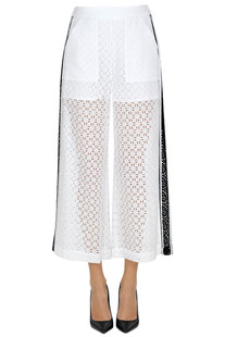 Sangallo cropped trousers MSGM