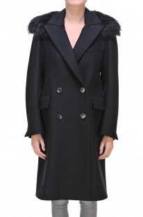 Cappotto Rena doppiopetto Dries Van Noten