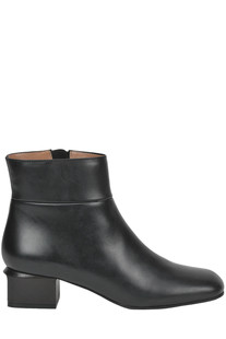 Leather ankle boots Marni