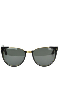 Acetate and metal sunglasses LFL136C1 Linda Farrow