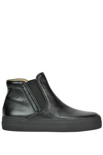 Leather slip-on ankle boots L'Autre Chose