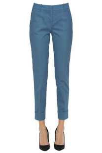 Cotton trousers Peserico