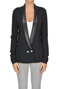 Dacia double-breasted blazer Pinko