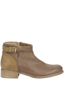Leather ankle-boots Manas