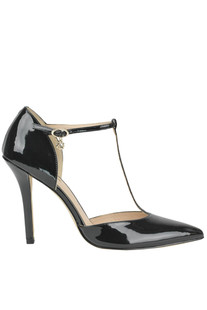 Eco patent-leather pumps Guess