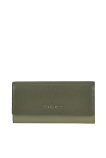 Pandora two-coloured leather wallet Givenchy
