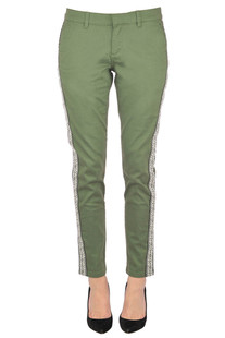 Chino style trousers Superpants