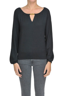 Pullover in cachemire Tory Burch