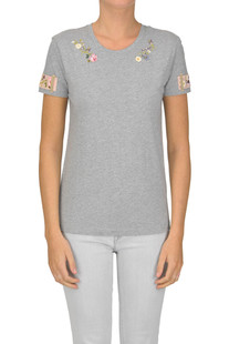 Embroidered t-shirt RED Valentino