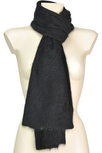 Angora wool scarf Twin-set  Simona Barbieri