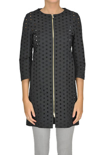 Sangallo lace coat Herno
