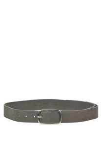 Suede belt Orciani