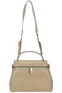 Cecile Deux leather bag Twin-set  Simona Barbieri