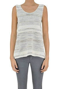 Sleeveless pullover Anneclaire
