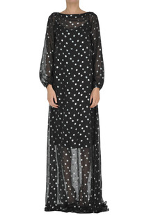 Adele stars pattern dress CO/TE