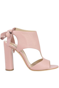 Leather sandals Casadei