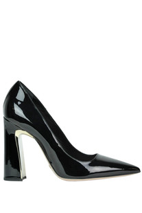 Patent-leather pumps Sebastian