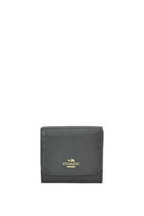 Small leather wallet Coach