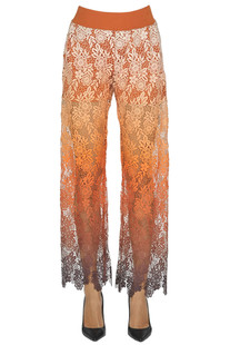 Macramè lace trousers Twin Set U&B