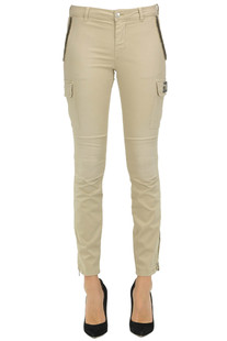 Cargo style slim trousers Mason's