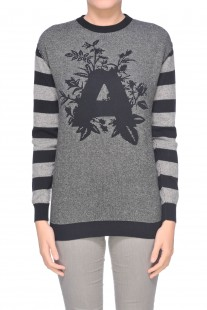 Pullover a intarsia Aimo Richly