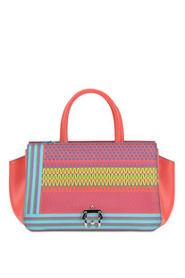 Mia printed leather bag Paula Cademartori