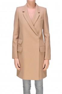 Cappotto in lana e cammello Stella McCartney