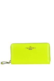 Leather wallet Valentino