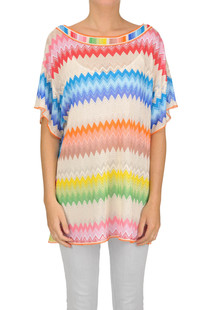 Embroidered pullover Missoni