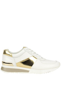 Leather sneakers Michael Michael Kors