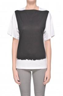 T-shirt bicolore Balenciaga