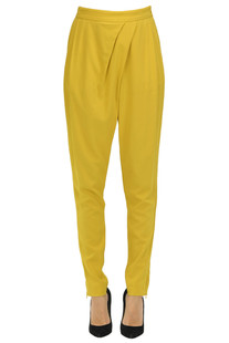 Chiave crepe trousers Pinko