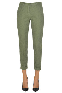 Chino style trousers Seventy 19.70