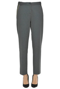 Pinstriped trousers Pinko