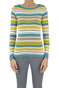 Striped pullover Happy Sheep