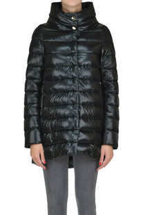 Quilted nylon down jacket Herno