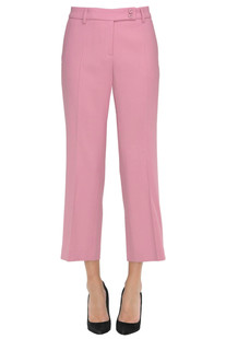 Capri style trousers True Royal