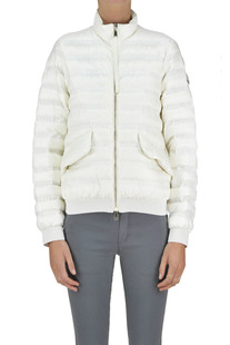 Violette quilted down jacket Moncler