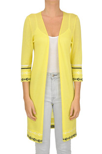 Cashmere and silk cardigan Reit