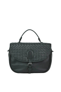 Intrecciato nappa leather shoulder bag Bottega Veneta