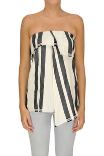 Striped top Erika Cavallini